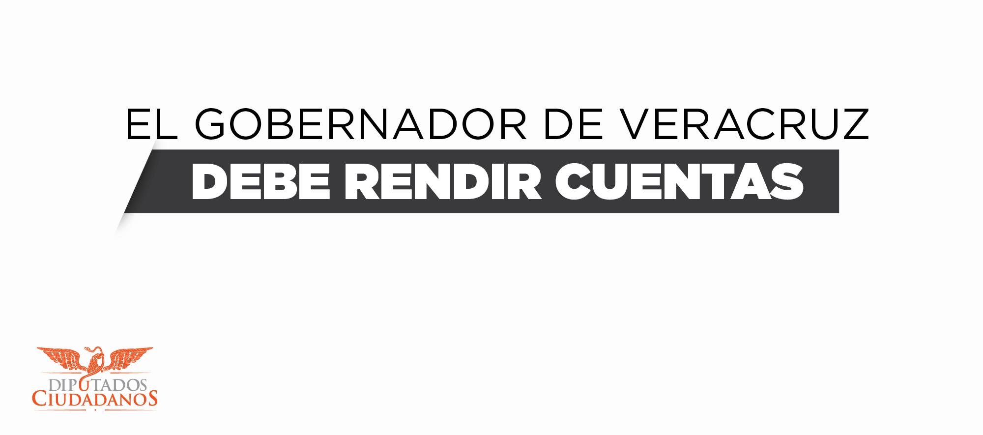 Piden realizar auditoría al gobierno de Javier Duarte