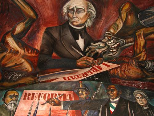 Aniversario de la abolici n de la esclavitud candelaria for El mural guadalajara