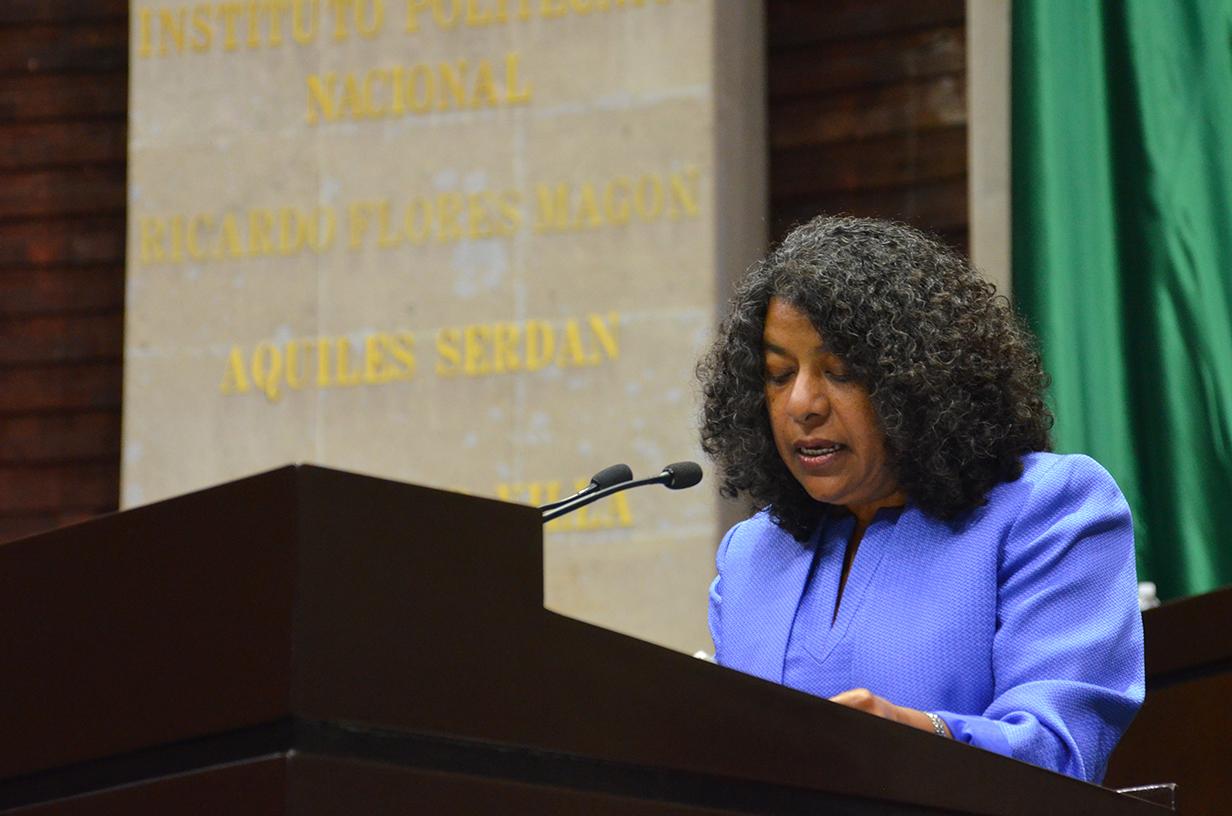 Urge atender el vacío sobre control de armas de fuego en el país: Candelaria Ochoa