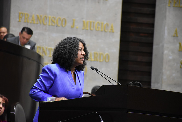 Celebramos prisión preventiva por feminicidio. Pero rechazamos las preferencias en el estudio de iniciativas dentro de Comisiones: Candelaria Ochoa