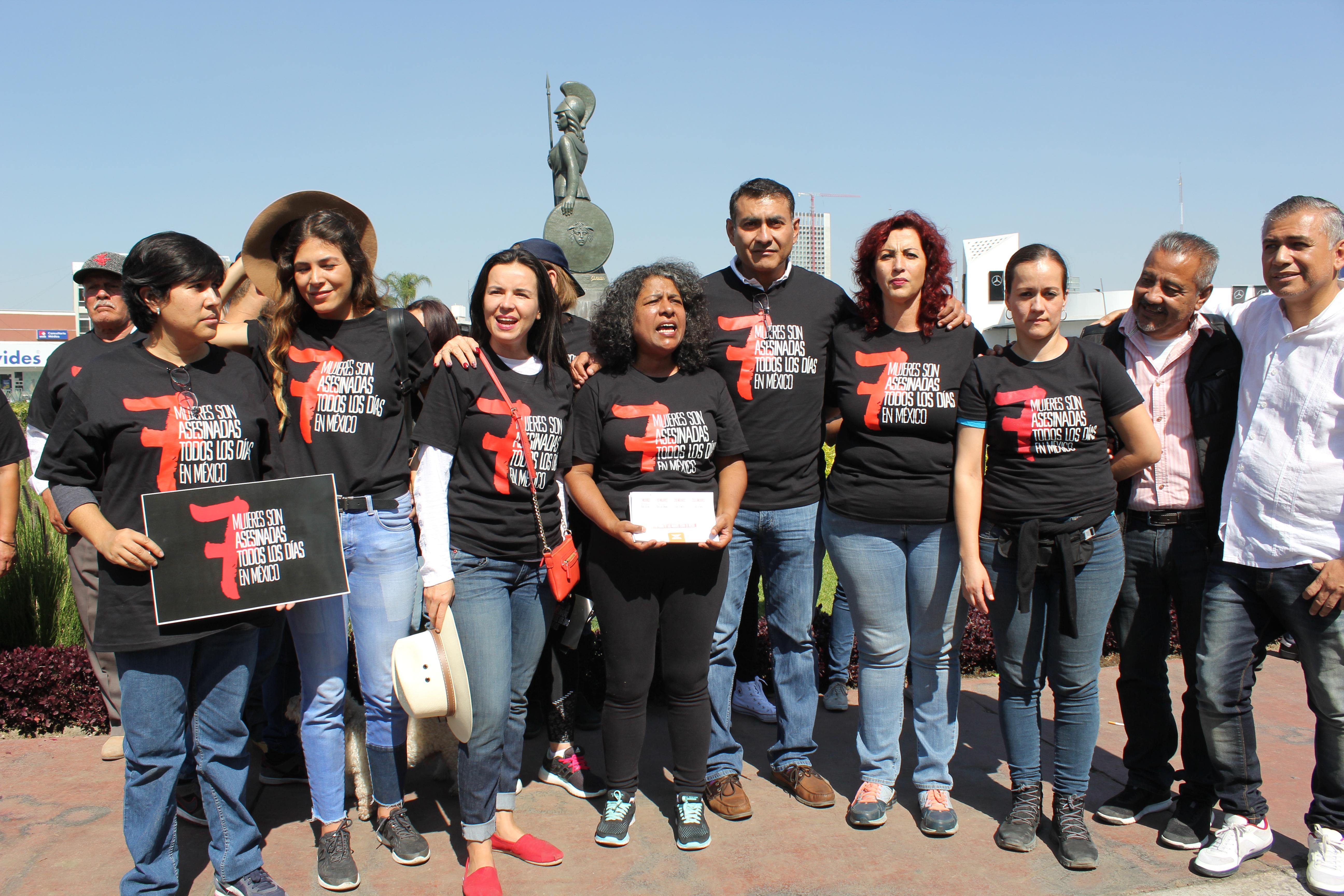 Alzan la voz contra el machismo en Jalisco