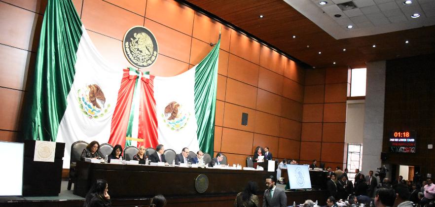 Candelaria Ochoa cuestionó al presidente de la CNDH