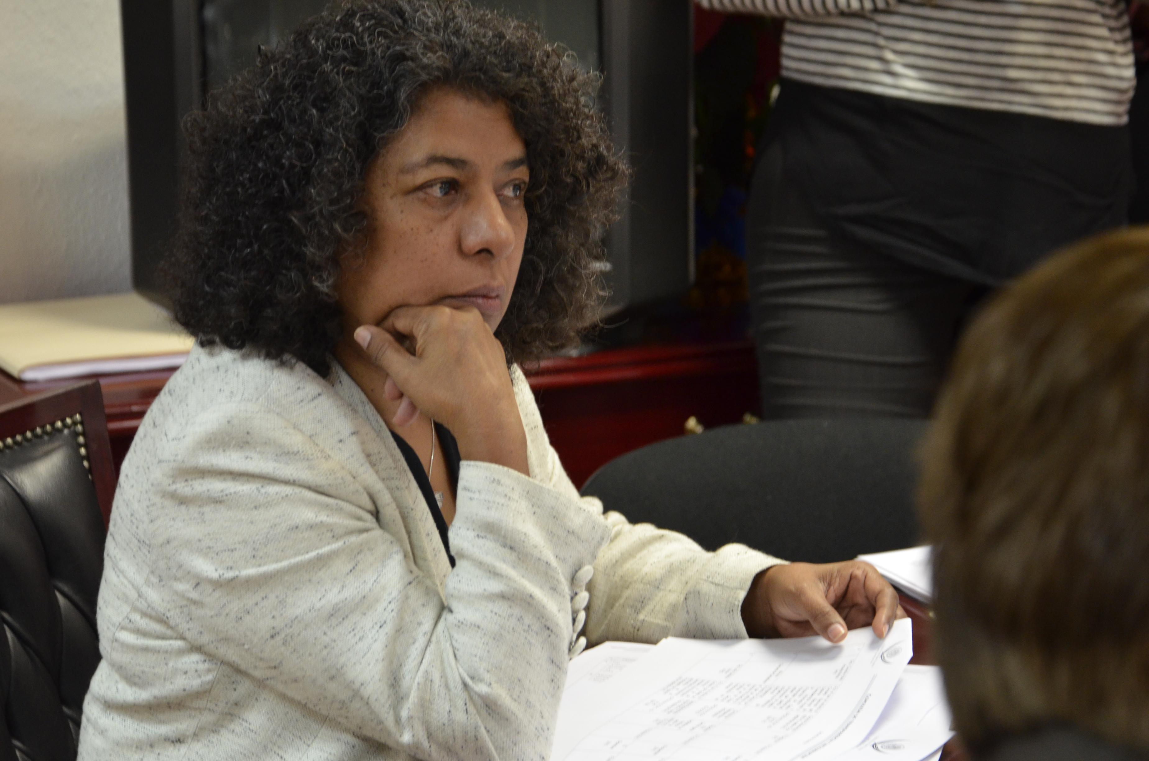 CANDELARIA OCHOA, HACE UN LLAMADO AL PODER JUDICIAL A INCORPORAR MUJERES EN SUS FILAS