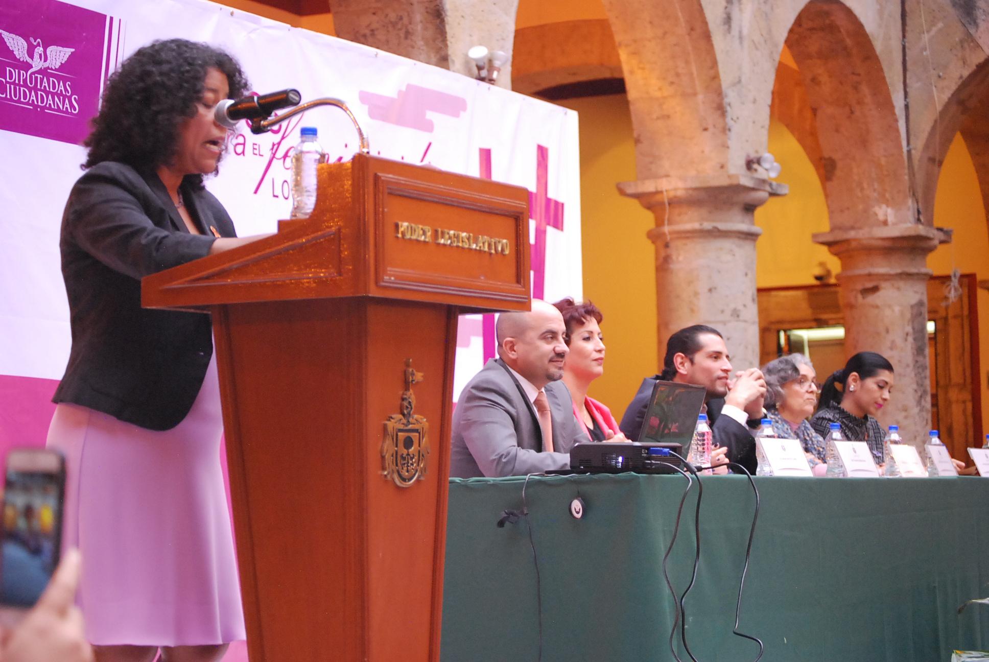 JALISCO NO CANTA MAL LAS RANCHERAS EN EL TEMA DE LA VIOLENCIA DE GÉNERO: DIPUTADA CANDELARIA OCHOA