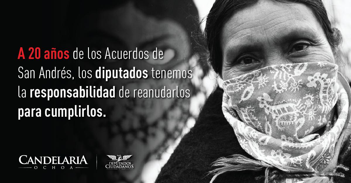 Aniversario de los Acuerdos de San  Andrés