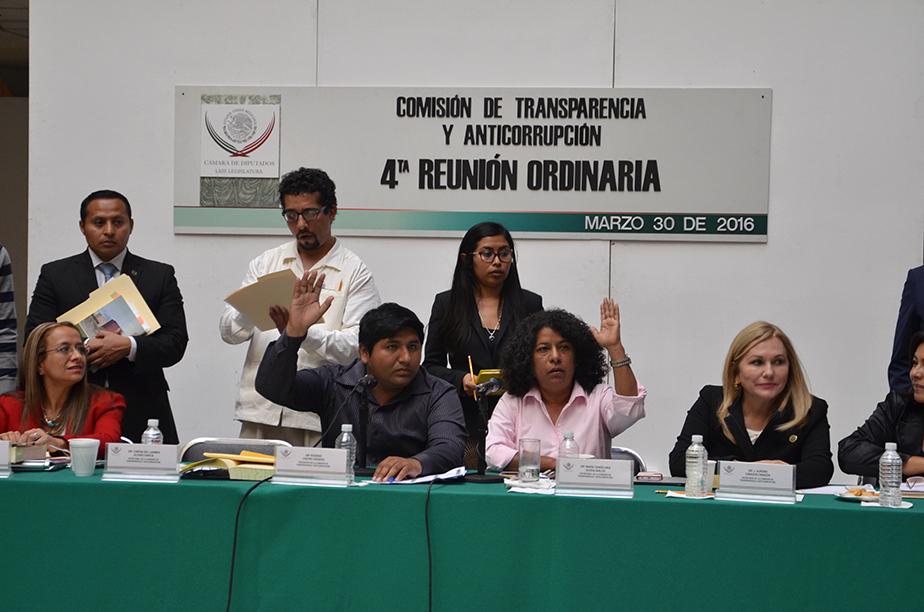 Movimiento Ciudadano mantiene observaciones en torno a la Ley de Transparencia
