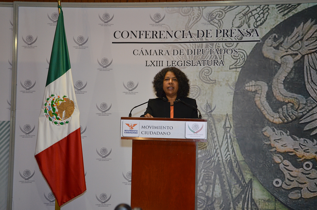 Recortar el presupuesto a Igualdad de Género es una violación a la Ley Federal de Presupuesto y Responsabilidad Hacendaria: Candelaria Ochoa.