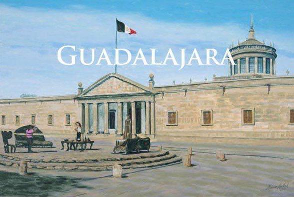 Crónica ganadora sobre Guadalajara.