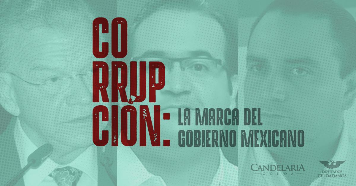 Gobernadores corruptos ponen en jaque la credibilidad en México
